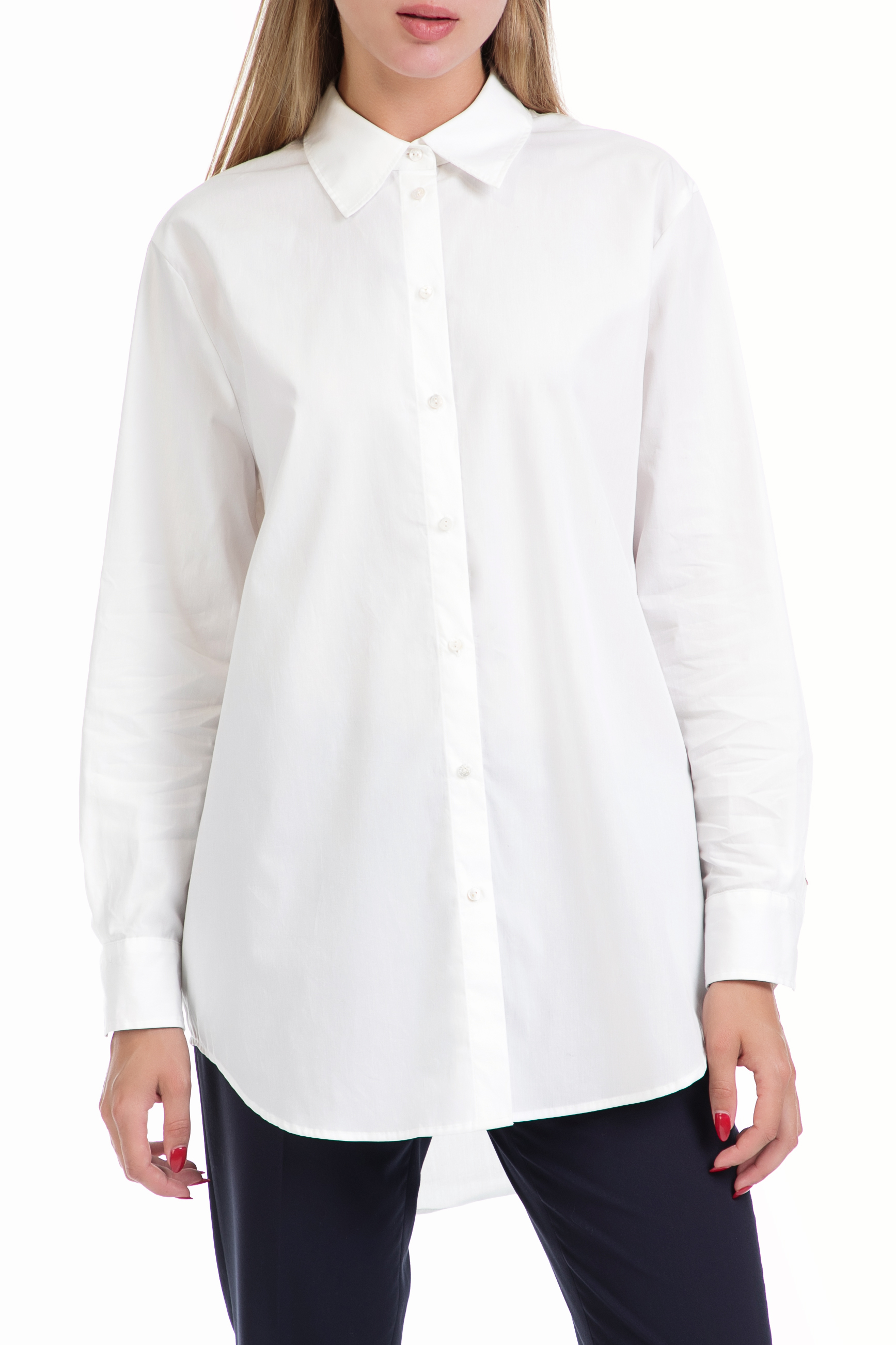 dea5e59c860b SCOTCH   SODA - Γυναικείο πουκάμισο Maison Scotch λευκό