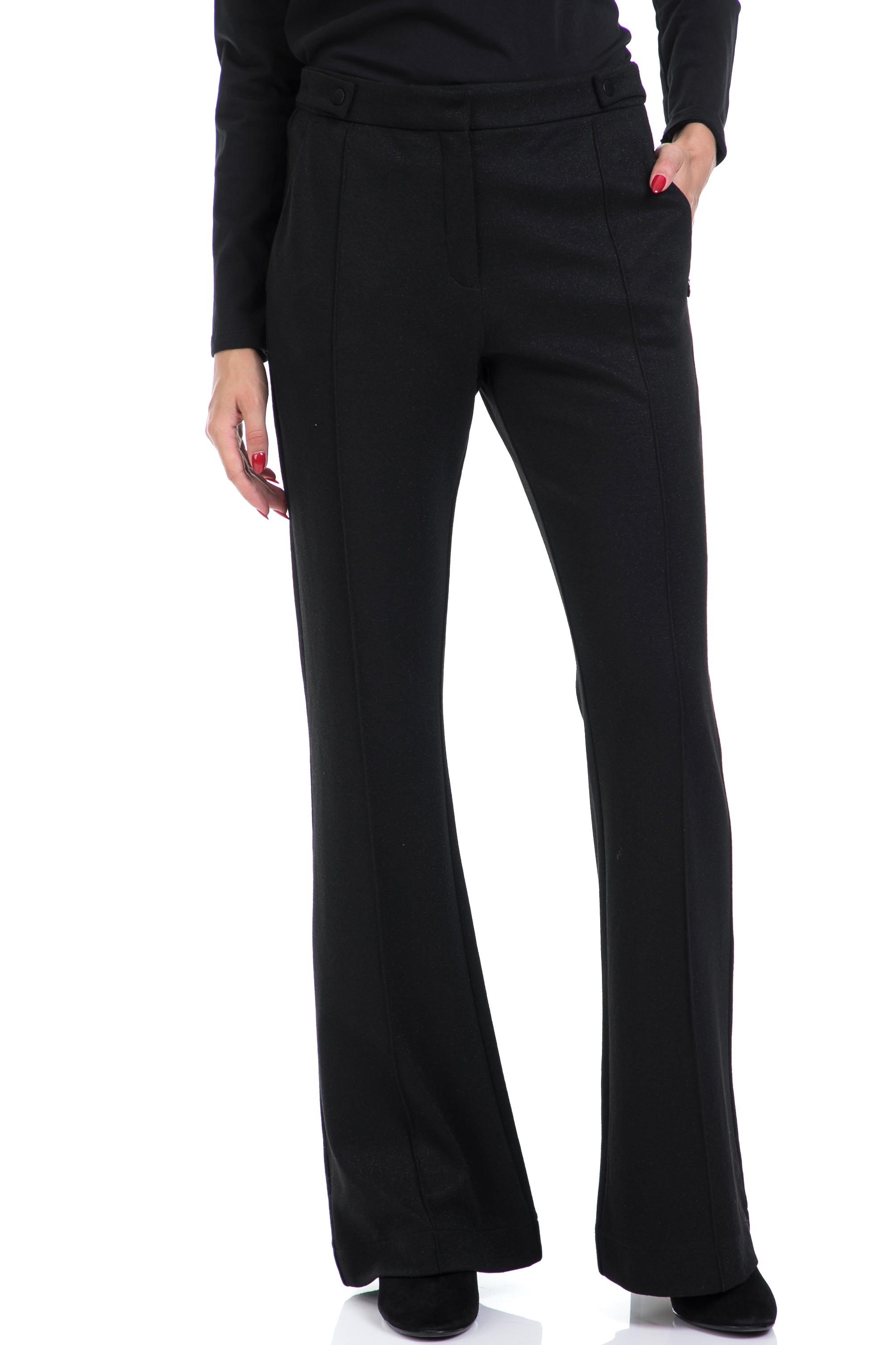 SCOTCH & SODA - Γυναικείο παντελόνι MAISON SCOTCH μαύρο γυναικεία ρούχα παντελόνια