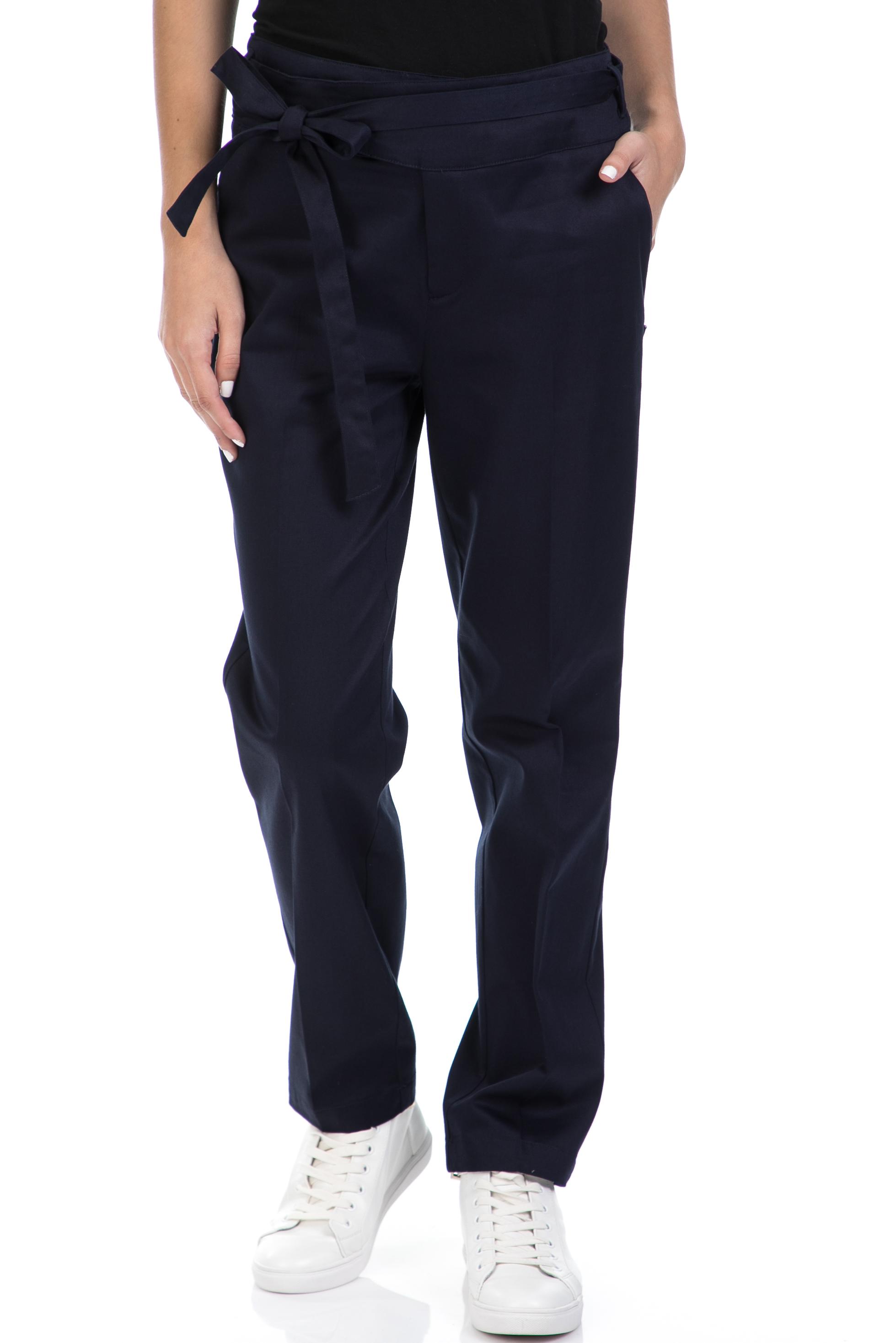 SCOTCH & SODA - Γυναικείο παντελόνι SCOTCH & SODA μπλε