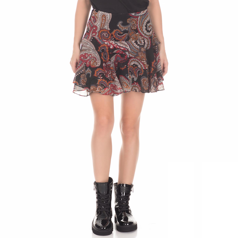 JUICY COUTURE - Γυναικεία φούστα JUICY COUTURE TRENDSETTER μαύρη