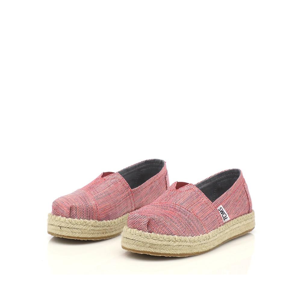 TOMS - Παιδικές εσπαντρίγιες TOMS ροζ b5bd82ff90b
