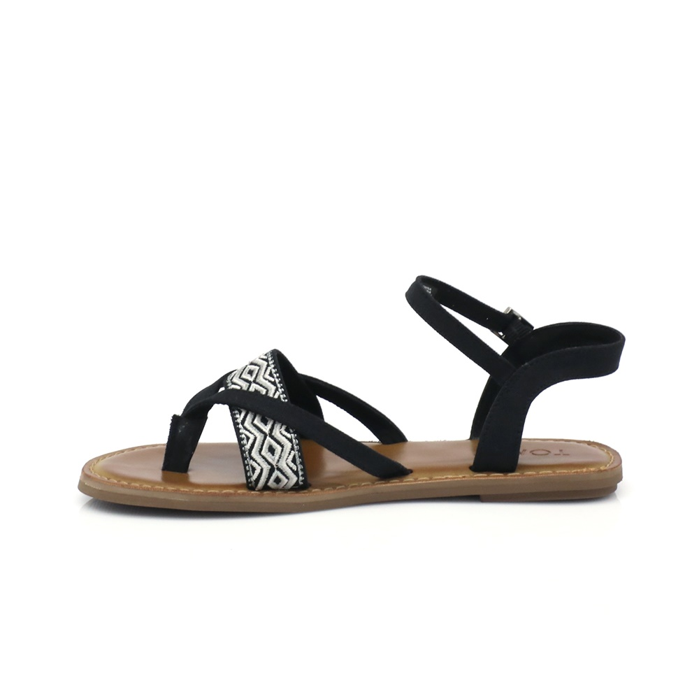 TOMS – Γυναικεία σανδάλια TOMS μαύρα