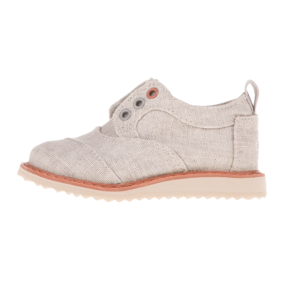 TOMS - Παιδικά slip on παπούτσια TOMS μπλε-γκρι παιδικά boys παπούτσια εσπαντρίγιες slip on