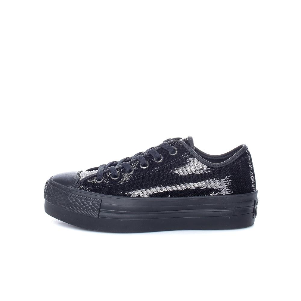 CONVERSE – Γυναικεία sneakersChuck Taylor All Star Platform CONVERSE μαύρα