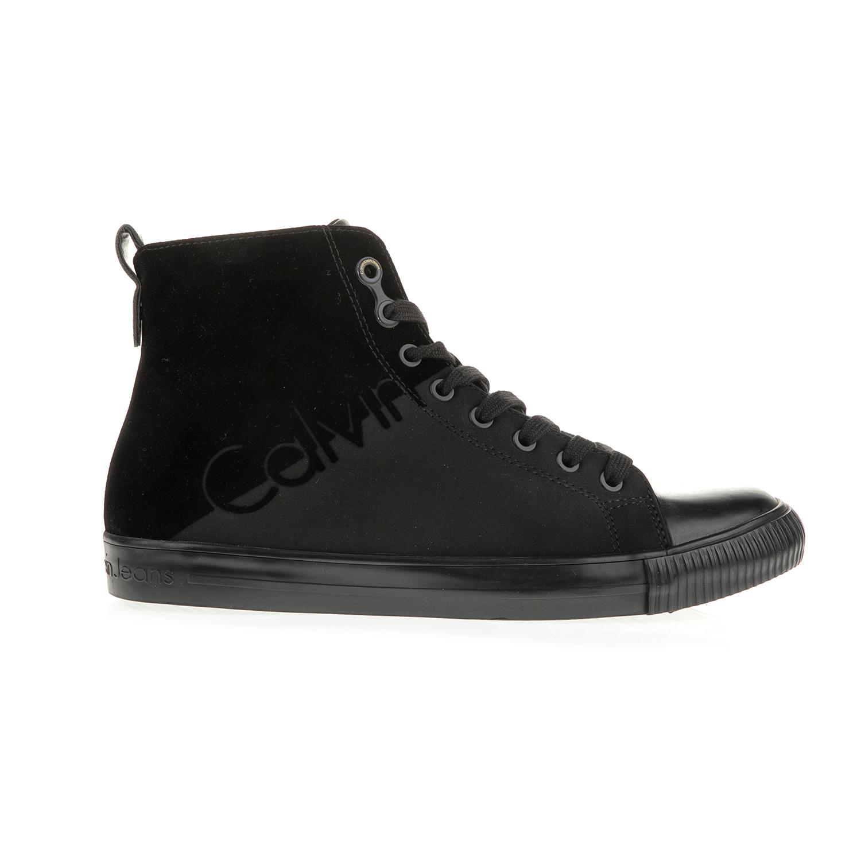 CALVIN KLEIN JEANS – Ανδρικά sneakers AJAX μαύρα