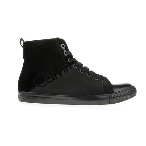 5cde33016e2 Ανδρικά sneakers AJAX μαύρα - CALVIN KLEIN JEANS (1569530.0-0071) | Factory  Outlet