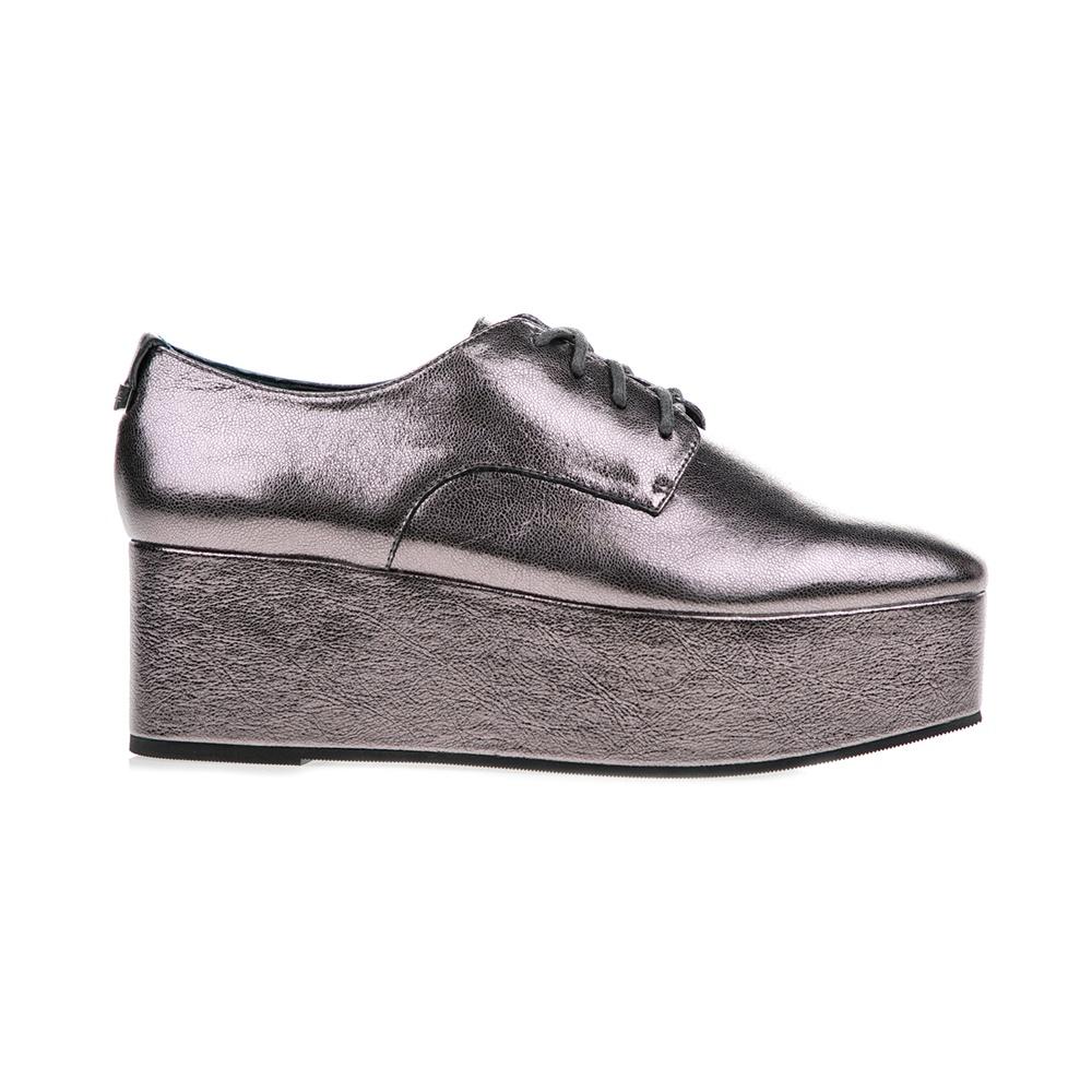 CALVIN KLEIN JEANS – Γυναικεία παπούτσια CALVIN KLEIN JEANS NATALYE ασημί