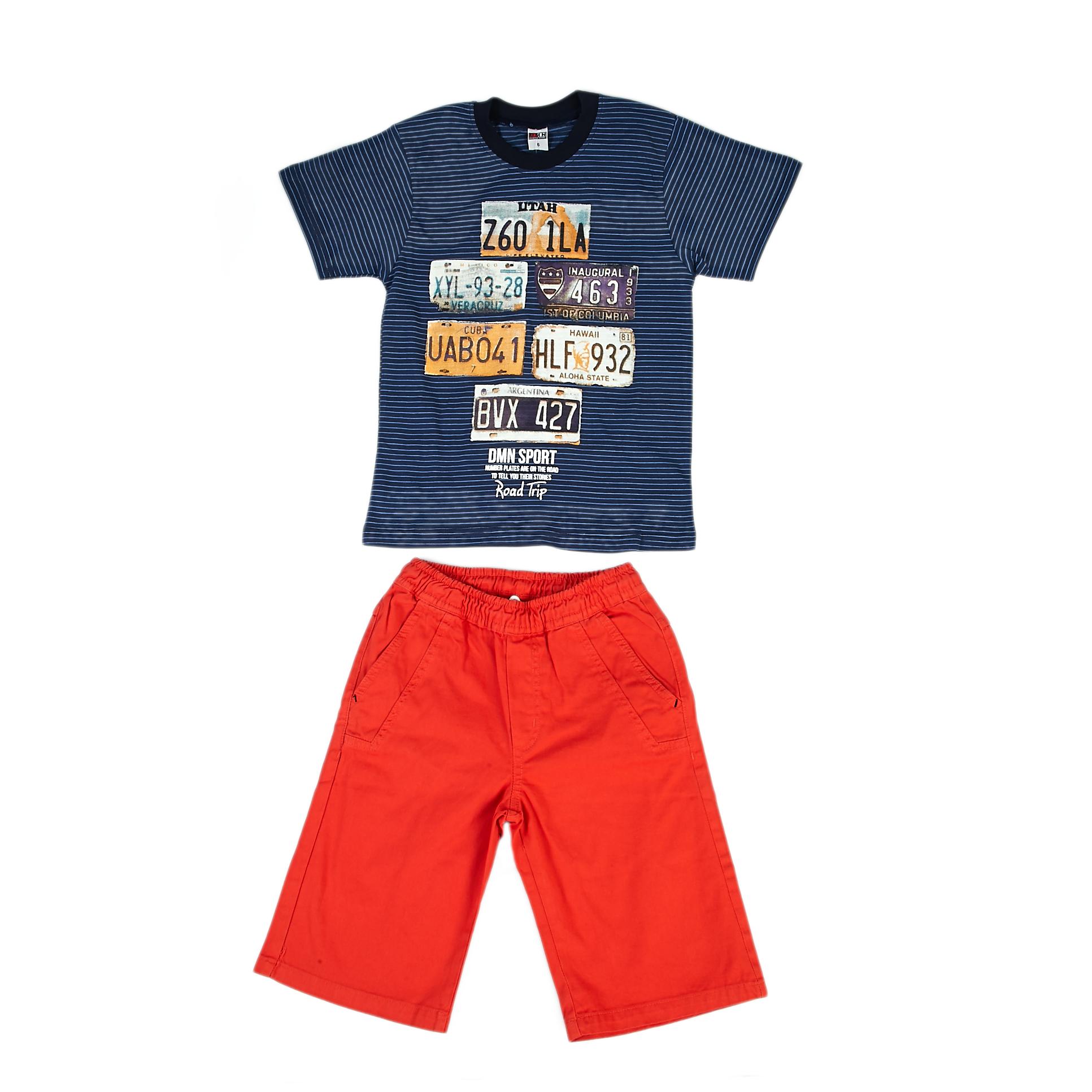 3e9aa3534be JUICY COUTURE KIDS – Παιδικό παντελόνι Juicy Couture μπλε. 34,90 € στο Factory  Outlet Περισσότερα ». -40% DMN – Παιδικό σετ DMN μπλε-κόκκινο