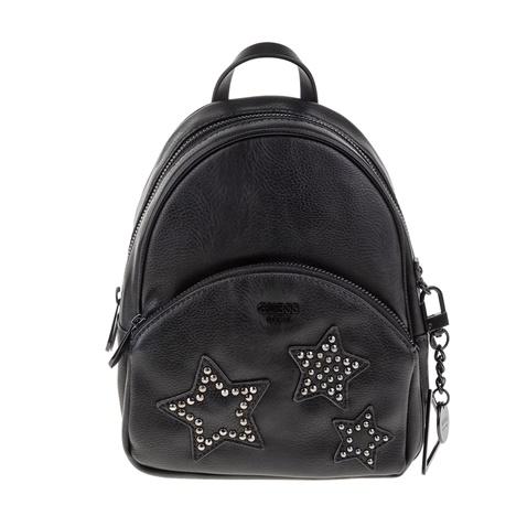 Γυναικεία τσάντα πλάτης BRADYN GUESS μαύρη (1571189.0-0071 ... 39652538ba7