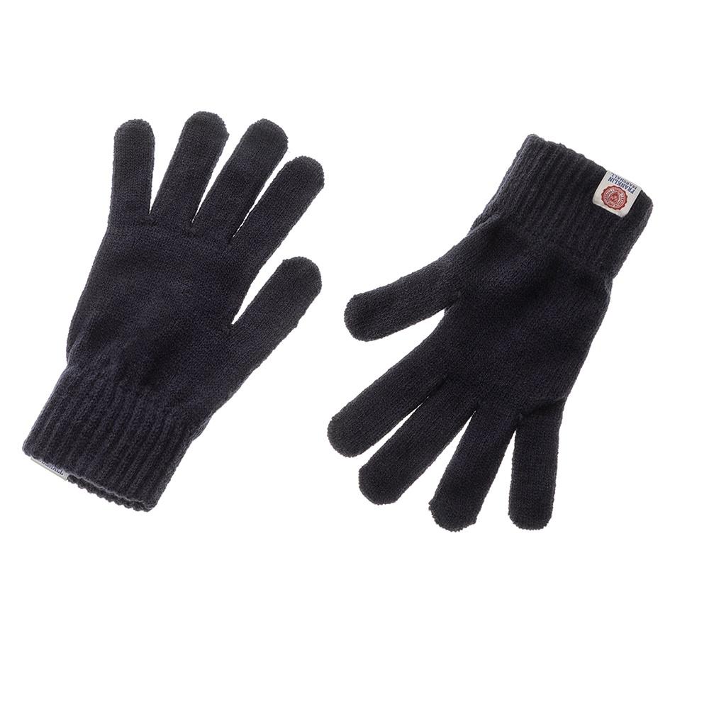 FRANKLIN   MARSHALL - Unisex γάντια FRANKLIN   MARSHAL μπλε ... 58b4055b4f9