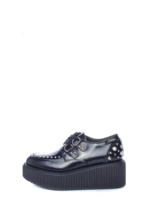 KARL LAGERFELD - Γυναικεία sneakers πλατφόρμες KREEPER Celestia KARL LAGERFELD μ γυναικεία παπούτσια μπότες μποτάκια μποτάκια