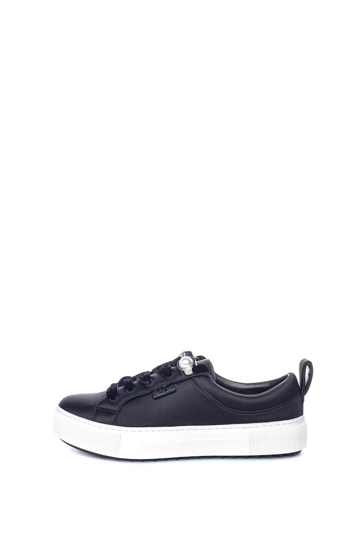 KARL LAGERFELD – Γυναικεία sneakers LUXOR KUP Lace Shoe KARL LAGERFELD μαύρα