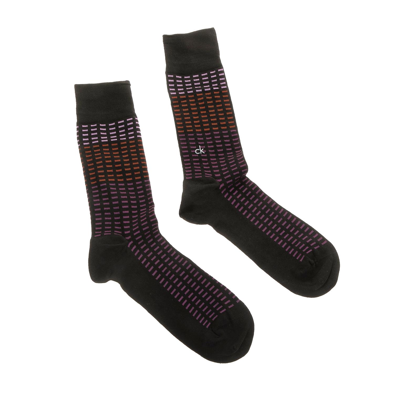 CK UNDERWEAR - Ανδρικό ζευγάρι κάλτσες Calvin Klein μαύρες 5439bd1d12f
