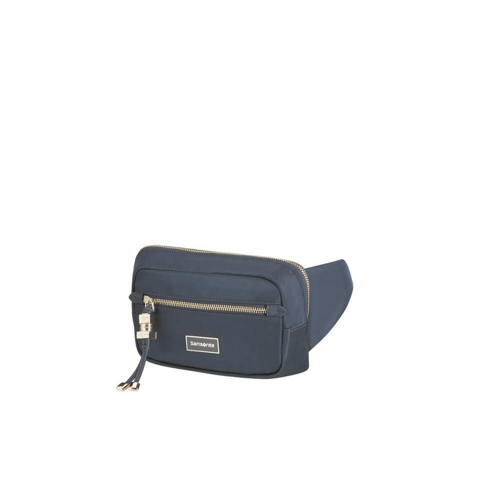 63e34e92d6 SAMSONITE - Γυναικεία τσάντα μέσης KARISSA μπλε