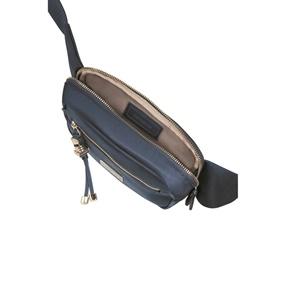 2c05bc5a08 SAMSONITE. Γυναικεία τσάντα μέσης KARISSA μπλε