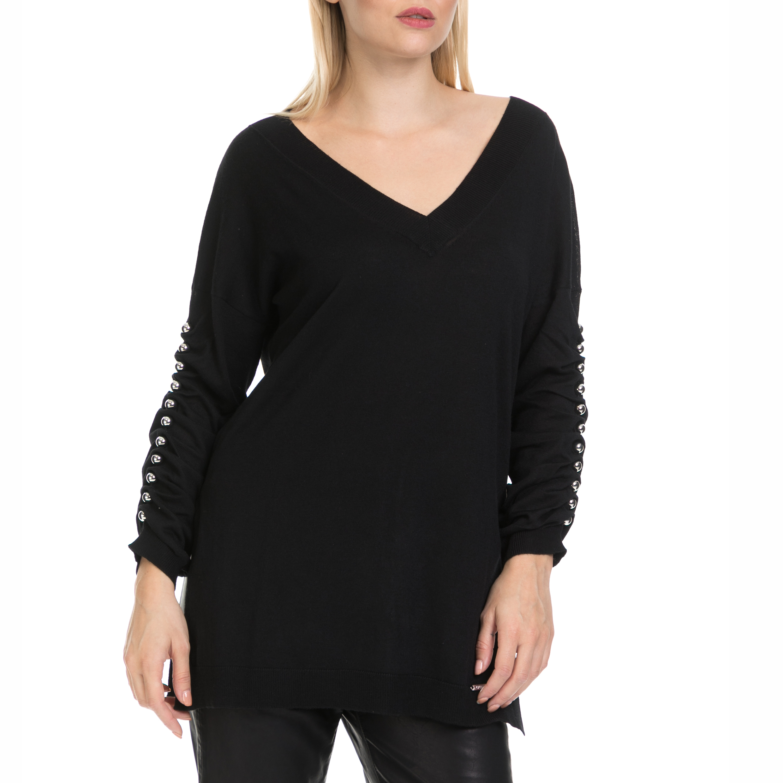 GUESS - Γυναικείο πουλόβερ OLGA GUESS μαύρο d0b311611bb