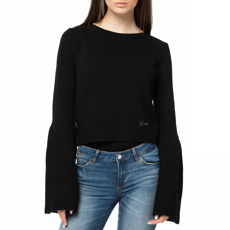 801ee06f12c8 GUESS – Γυναικείο πουλόβερ GUESS ANITA SWEATER μαύρο