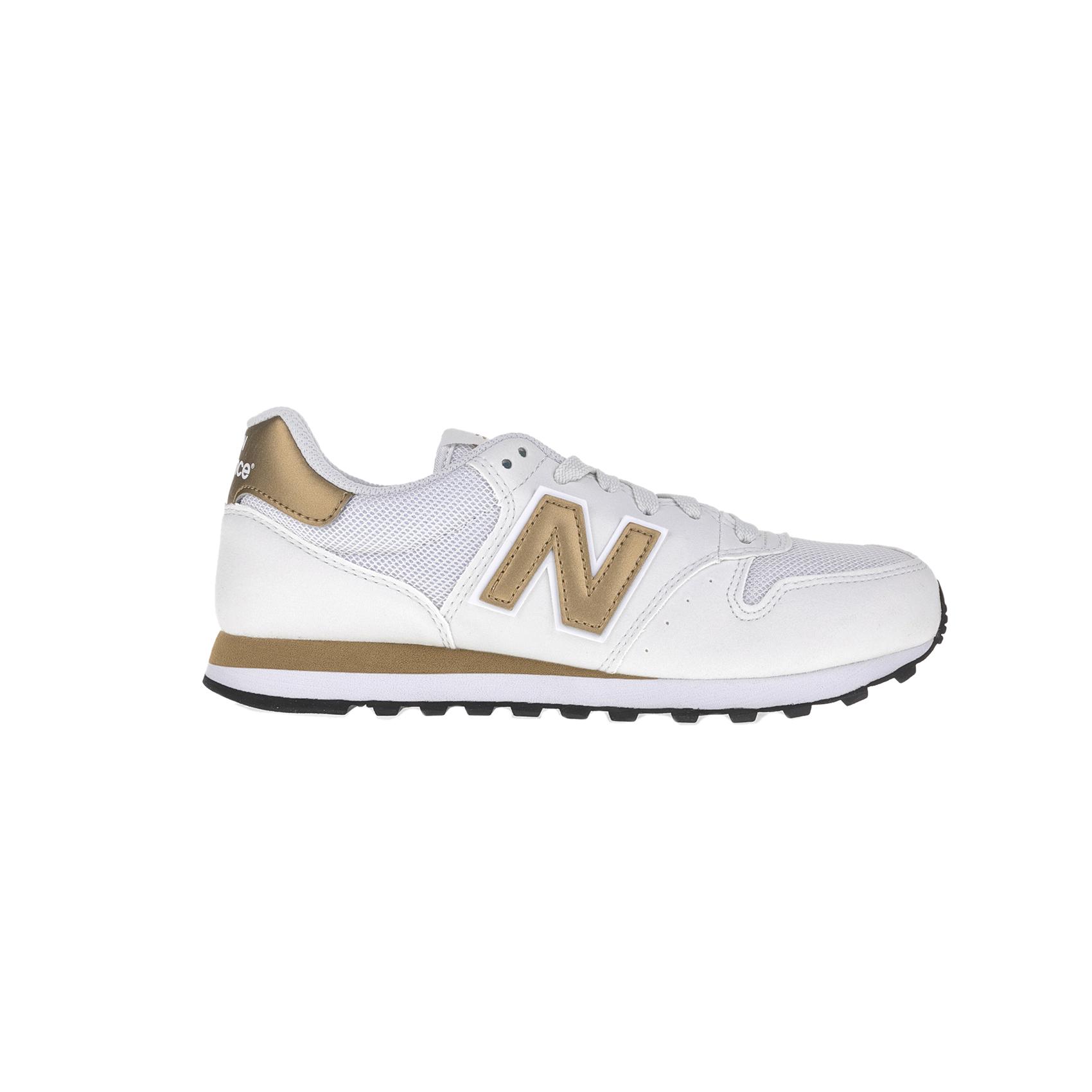 NEW BALANCE – Γυναικεία sneakers NEW BALANCE λευκά