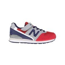NEW BALANCE-Παιδικά unisex παπούτσια NEW BALANCE KV996OPY μπλε-κόκκινο-γκρι