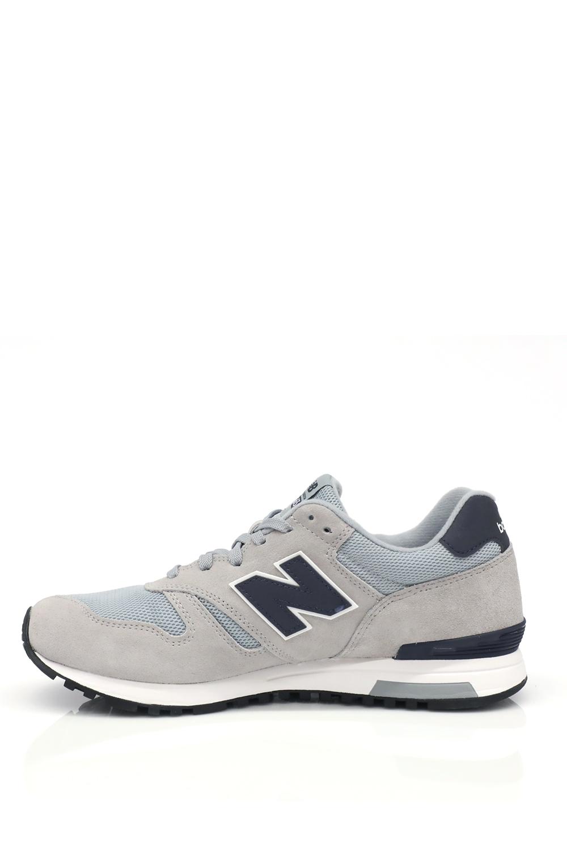 NEW BALANCE - Γυναικεία sneakers NEW BALANCE γκρι-σιέλ ανδρικά παπούτσια sneakers