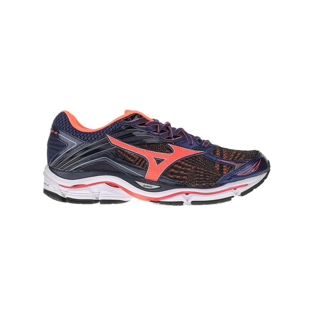 MIZUNO – Ανδρικά παπούτσια MIZUNO Wave Enigma 6 μπλε-πορτοκαλί