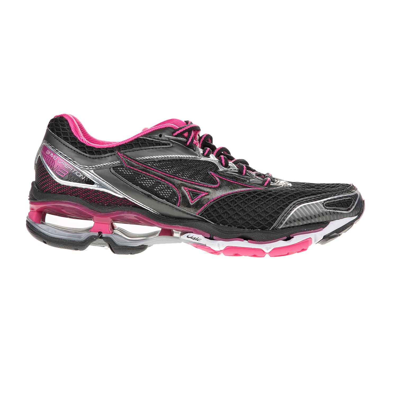 MIZUNO - Γυναικεία παπούτσια MIZUNO Wave Creation 18 μαύρα γυναικεία παπούτσια αθλητικά running