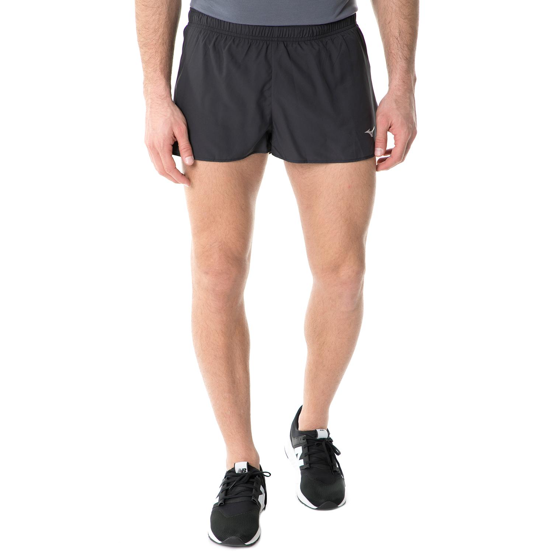 MIZUNO - Ανδρικό σορτς MIZUNO DryLite Premium Split 1 μαύρο ανδρικά ρούχα σορτς βερμούδες αθλητικά