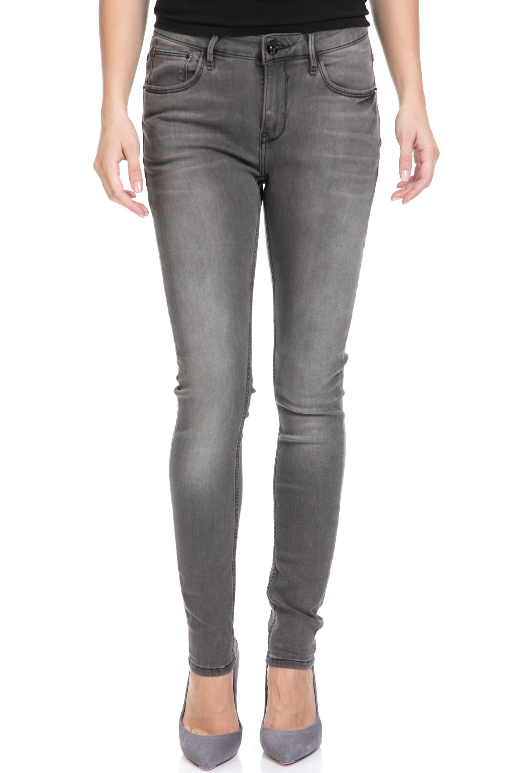 GARCIA JEANS - Γυναικείο τζιν παντελόνι Celia GRACIA JEANS γκρι γυναικεία ρούχα τζίν skinny