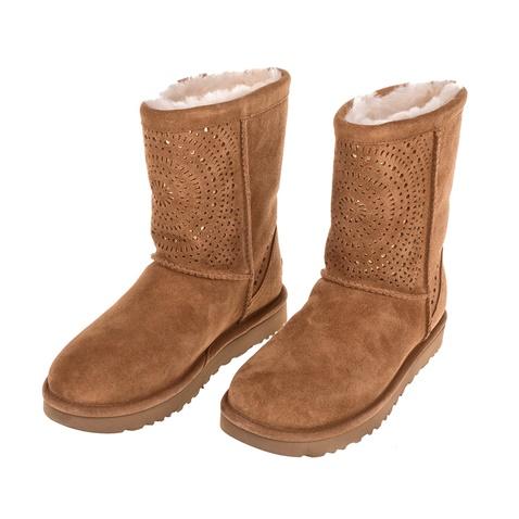 b91c51ab65d Γυναικείες μπότες UGG Classic Short Sunshine καφέ (1576096.0-00k4 ...