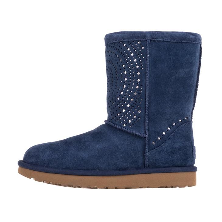 7a0bbd4e5c7 Γυναικείες μπότες UGG Classic Short Sunshine μπλε (1576096.0-1111 ...