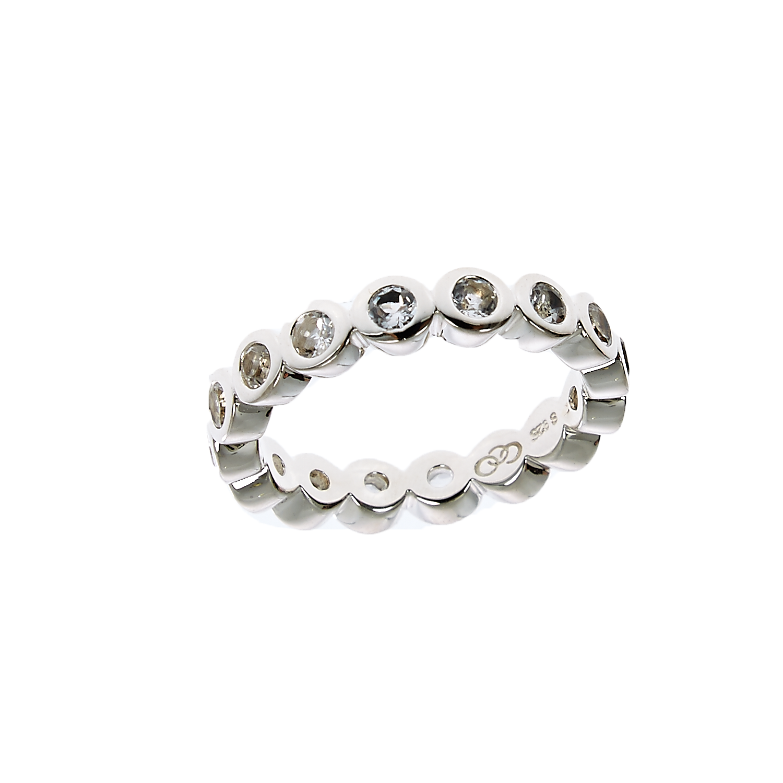 LINKS OF LONDON - Ασημένιο δαχτυλίδι Links of London Bella - μέγεθος 54 γυναικεία αξεσουάρ κοσμήματα δαχτυλίδια