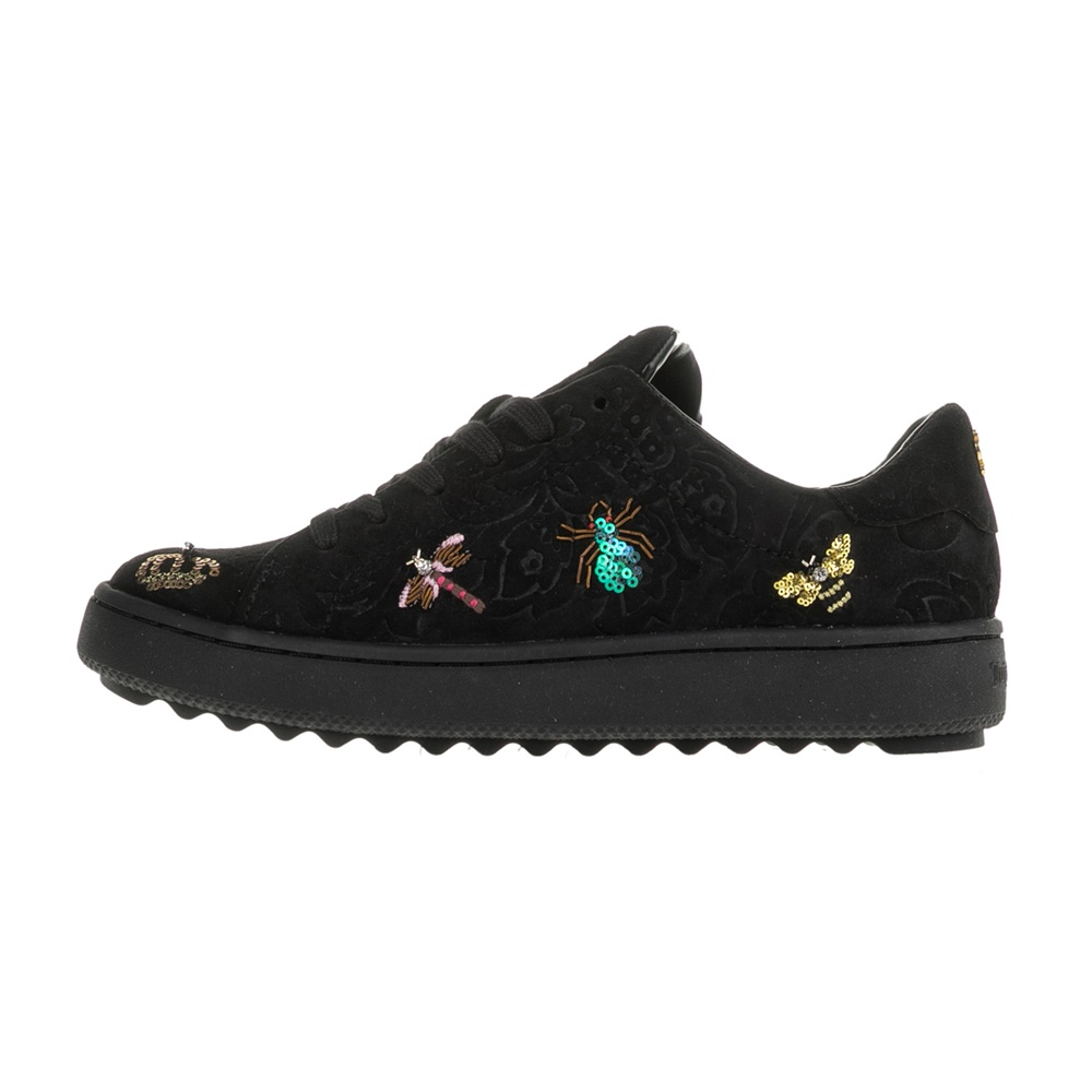 JUICY COUTURE – Γυναικεία sneakers TESSA JUICY COUTURE μαύρα