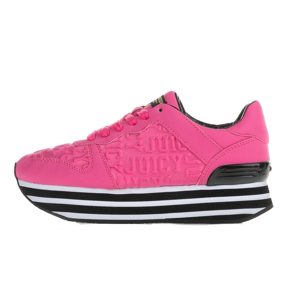 JUICY COUTURE – Γυναικεία sneakers XENDA JUICY COUTURE ροζ