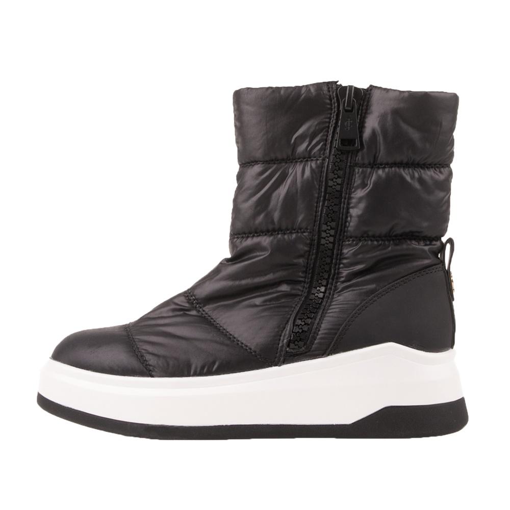 JUICY COUTURE – Γυναικείες μπότες JUICY COUTURE DONATELLA μαύρες