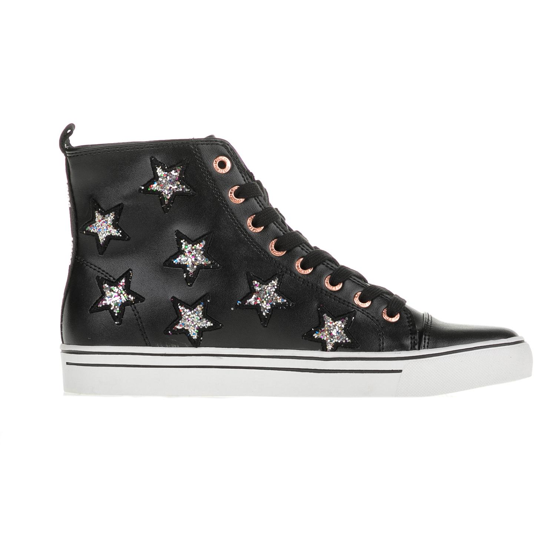 JUICY COUTURE – Γυναικεία sneakers CLOVER μαύρα