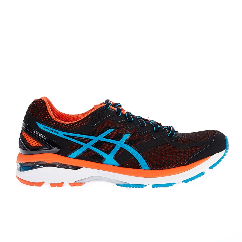 ASICS - Ανδρικά παπούτσια Asics GT-2000 4 μαύρα ανδρικά παπούτσια αθλητικά running
