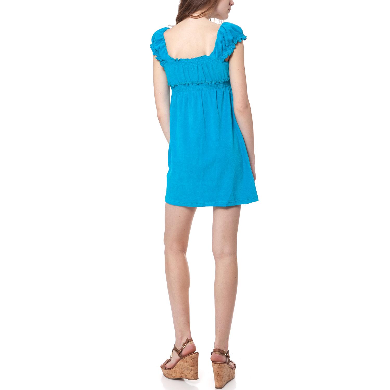 e27f855811e0 MYMOO - Γυναικείο φόρεμα MYMOO τυρκουάζ