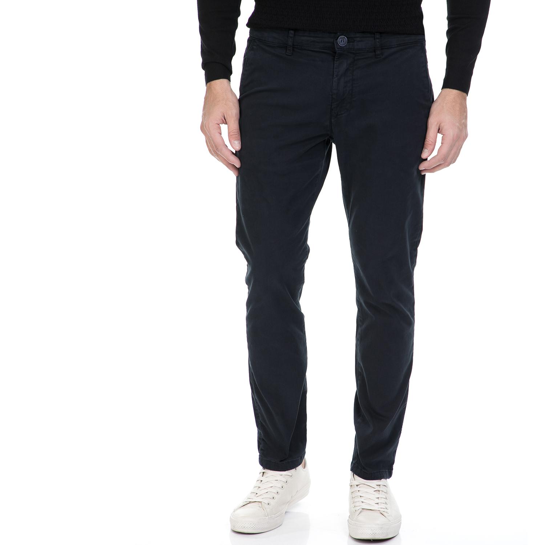 SORBINO - Ανδρικό παντελόνι AMERICA SORBINO μπλε ανδρικά ρούχα παντελόνια chinos