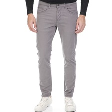 SORBINO-Ανδρικό παντελόνι TASCHE SORBINO γκρι