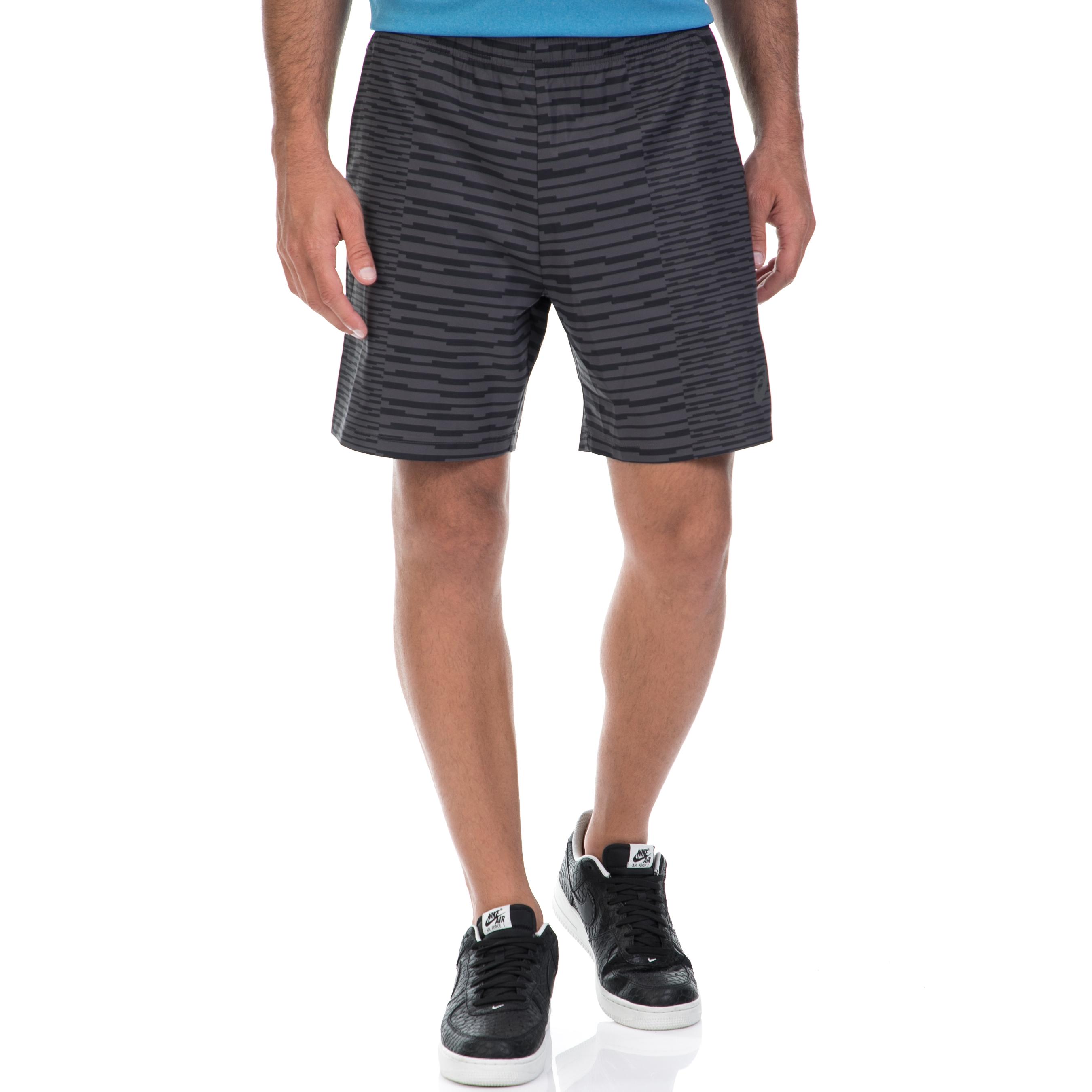 ASICS - ΑΘΛΗΤΙΚΟ ΣΟΡΤΣ ASICS USEX PRINTED ανδρικά ρούχα σορτς βερμούδες αθλητικά