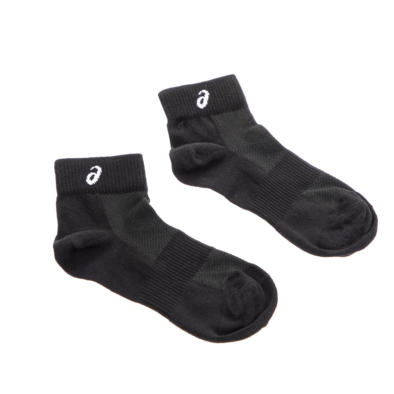 ASICS - Σετ κάλτσες 2 τμχ ASICS μαύρες γυναικεία αξεσουάρ κάλτσες
