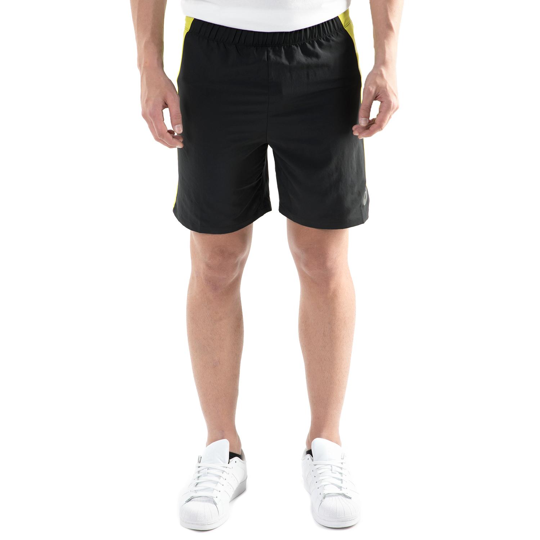 ASICS - Ανδρικό αθλητικό σορτς Asics 7IN SHORT μαύρο ανδρικά ρούχα σορτς βερμούδες αθλητικά