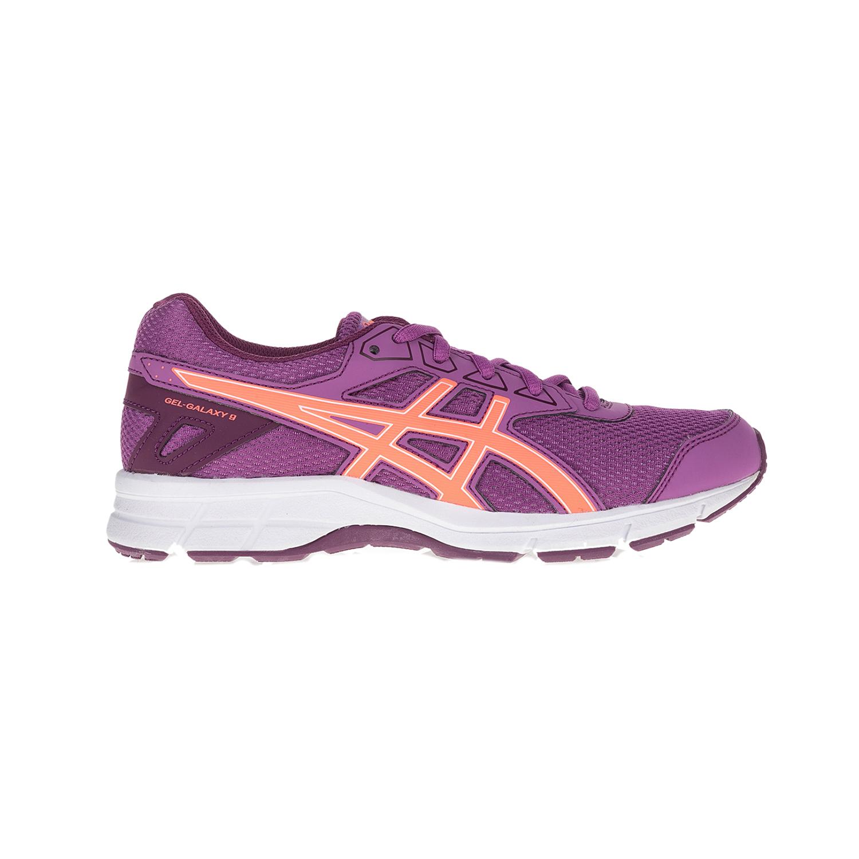 ASICS – Παιδικά παπούτσια ASICS GEL-GALAXY 9 GS μοβ