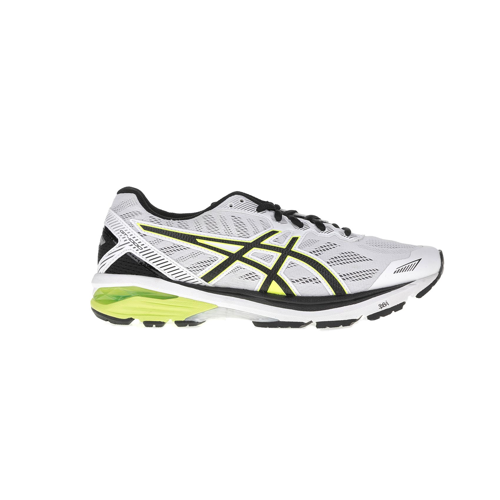 ASICS - Ανδρικά αθλητικά παπούτσια ASICS GT-1000 5 λευκά ανδρικά παπούτσια αθλητικά running