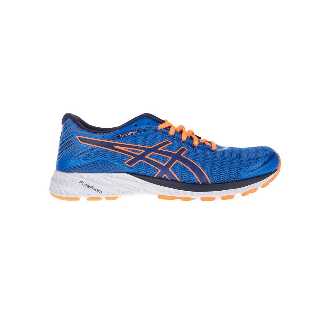 ASICS - Ανδρικά παπούτσια ASICS DynaFlyte 2 μπλε-πορτοκαλί ανδρικά παπούτσια αθλητικά running