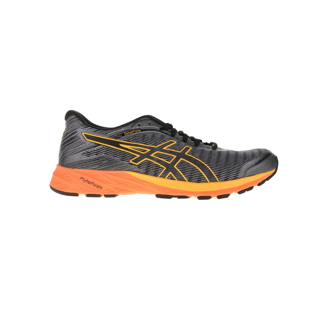 ASICS - Ανδρικά αθλητικά παπούτσια ASICS DynaFlyte γκρι - πορτοκαλί ανδρικά παπούτσια αθλητικά running