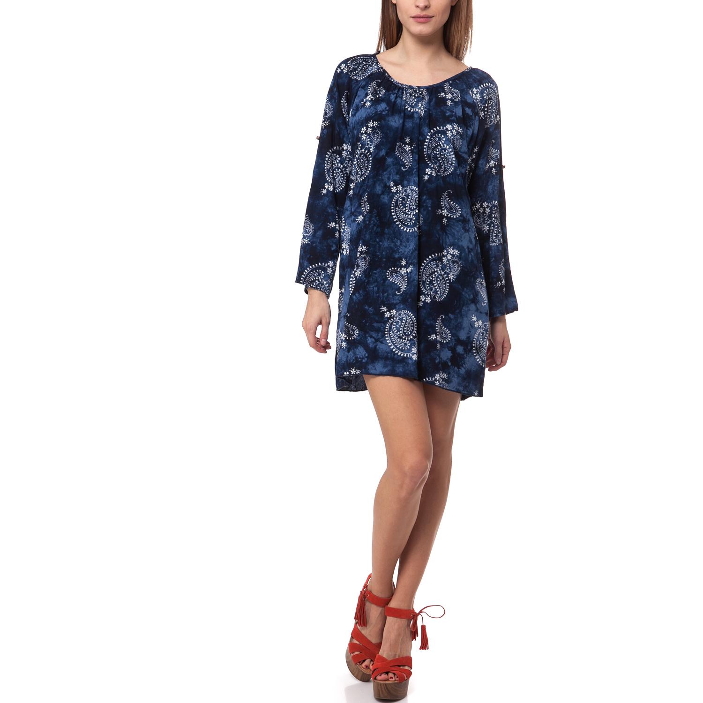 1453e9d89ebc  ALE - Γυναικείο φόρεμα  Ale μπλε.