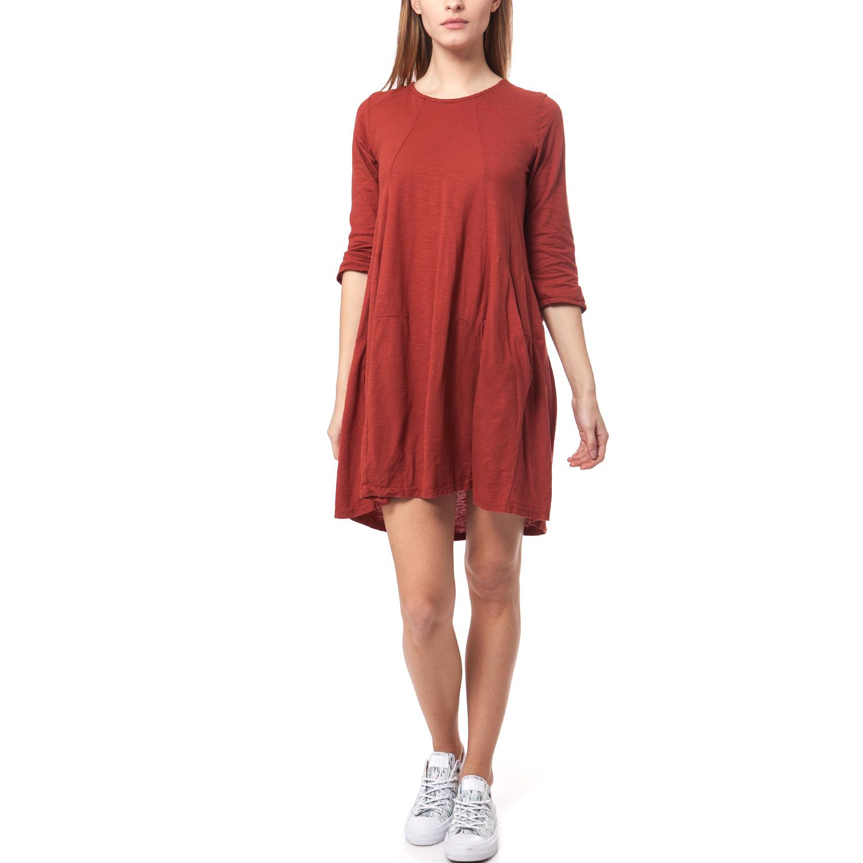 'ALE – Γυναικείο φόρεμα 'Ale μπορντώ