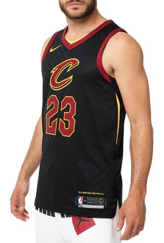 NIKE-Ανδρική φανέλα μπάσκετ CLE M NK AUTH JSY ALT1