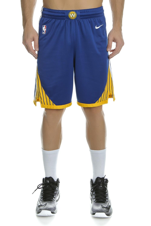 NIKE - Ανδρική βερμούδα Golden State Warriors μπλε